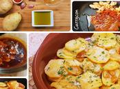Patatas aliñadas pimentón)