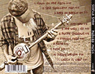 Seasick Steve - Down on the farm (2013)