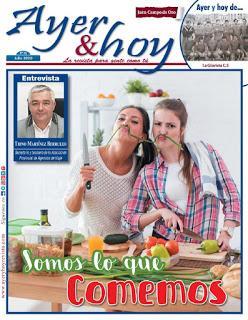 Salimos en la revista Ayer & Hoy Jaén
