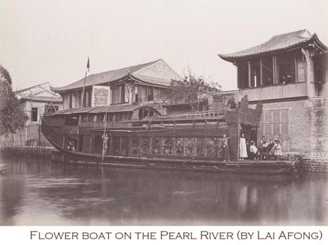 Barco de flores,Cantón,Burdel flotante,prostitutas,Zhen Shi,Ching Shih,Madame Ching, Zheng Yi Sao,jefa pirata