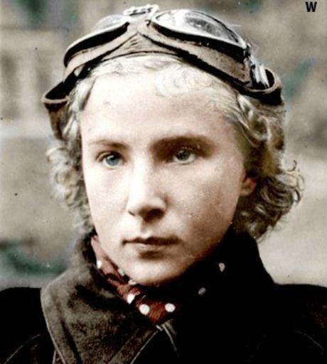 Lidia Litviak, la rosa blanca de Stalingrado