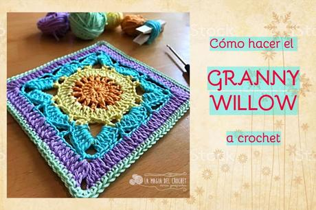 Granny Willow a crochet