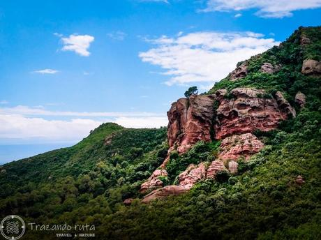 parc natural del Garraf, gr 92