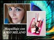 KIKO MILANO: Maquillaje veraniego ningún producto nuevo.