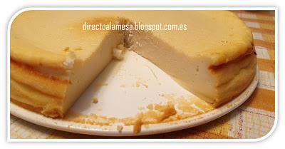 Quesada con queso fresco