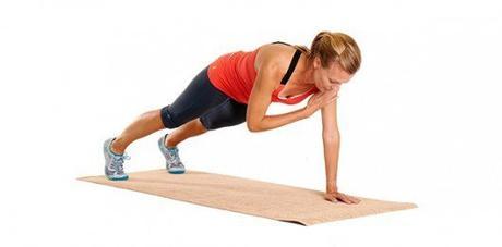 5 ejercicios de planchas para obtener un core fuerte
