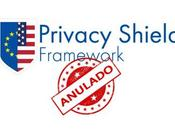 Anulado Privacy Shield. Cuatro años esperando.