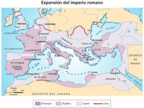 Limes romanos