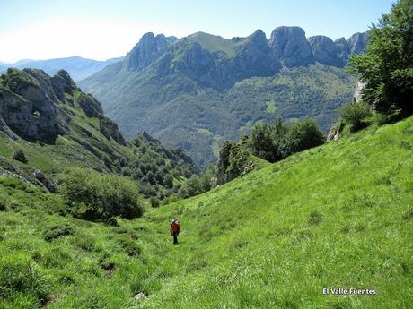 Rospaso-Ruipín-Cueva la Cocina-Val.le Fuentes-Val.le Cordero