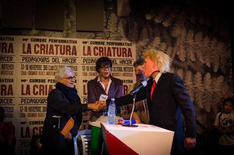 Vuelve LA CRIATURA: bienal de arte, activismo, anarquía y error