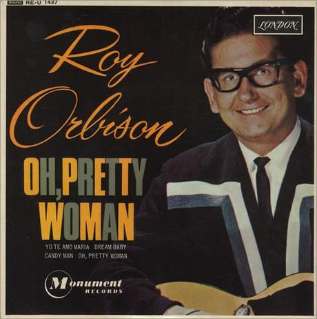 "Roy Orbison / Van Halen / Bruce Springsteen y John Fogerty. ""Oh, Pretty Woman"""