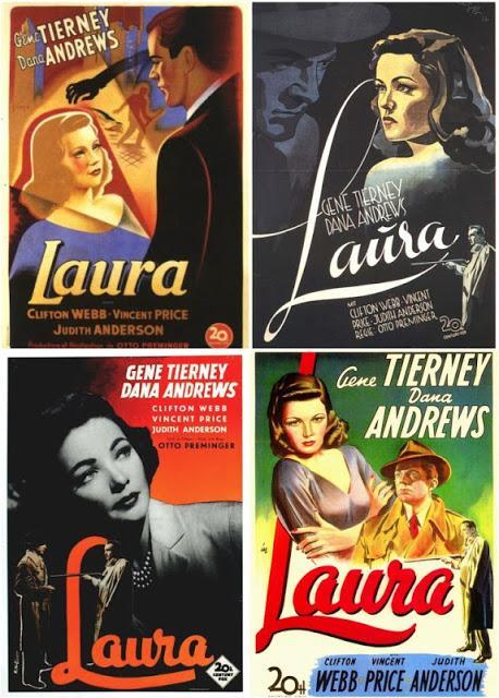 LAURA (1944) - Otto Preminger