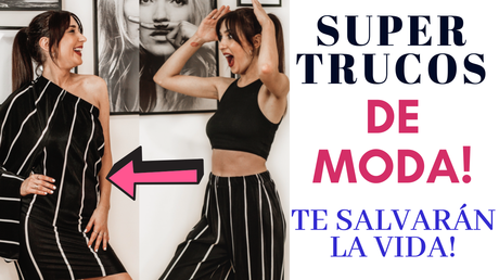 trucos de moda - fashion hacks. TIps de estilo