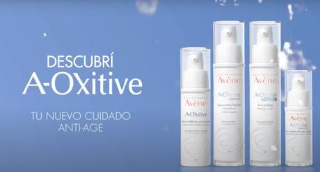 A-Oxitive de Avène, cuidado antioxidante.