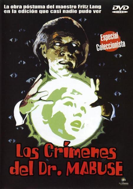 LOS CRÍMENES DEL DR. MABUSE - Fritz Lang