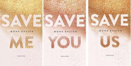 TRYLOGIA Maxton Hall SAVE ME YOU US - Mona Kasten - Allegro.pl ...