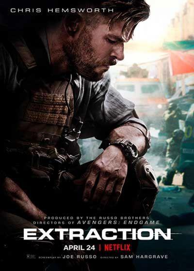 """Cine: """"Extraction"""": ¿qué significa el final de """"Misión Rescate ..."""