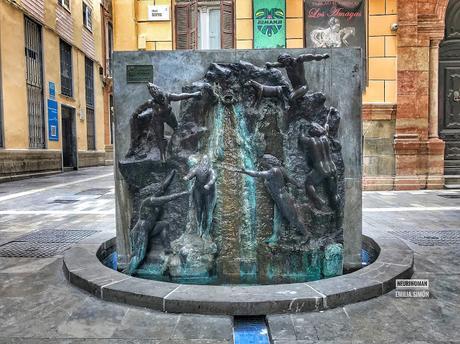 Fuentes de Málaga: El Baño de Diana