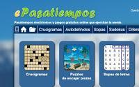 Juegos clásicos  para PC y Teléfono Concentración , memoria y lógica.