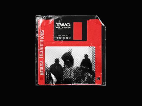 Compilado Americano de música electrónica: THIRD WORLD GANG Vol.1