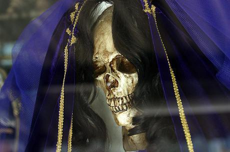 #Religiones: Culto a La Santa Muerte la creencia sigue creciendo en #México