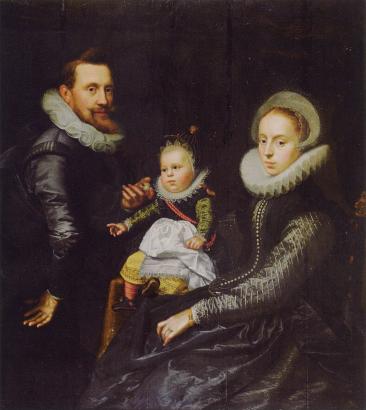 Rembrandt y los retratistas holandeses del Barroco.