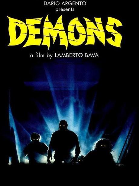 DEMONIOS (Dèmoni) - Lamberto Bava
