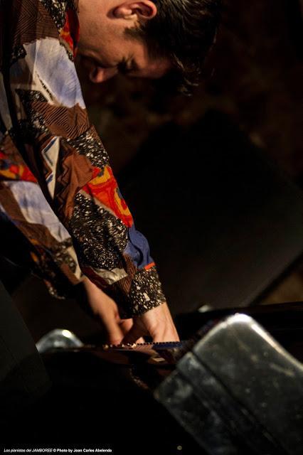 FOTO-Los pianistas del JAMBOREE-MARCO MEZQUIDA