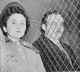 condena ejecución matrimonio rosenberg, episodio sonado