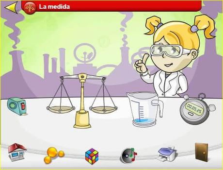 El laboratorio de los experimentos