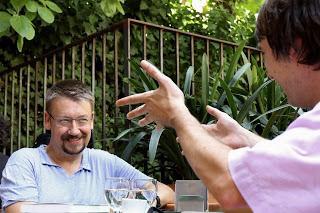Diálogo con Xavier Domènech en Catalunya Plural