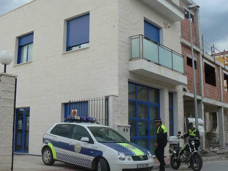 Un coche patrulla de 40.000 euros para un pueblo sin policía local