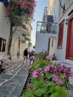 Mykonos. Verano de pandemia en una de las islas más bellas del mundo
