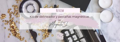 Kit de delineador y pestañas magnéticas de Magnetic SL (Review)