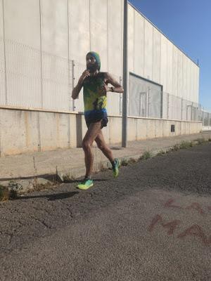 Quedada Maratón Pirata de Murcia