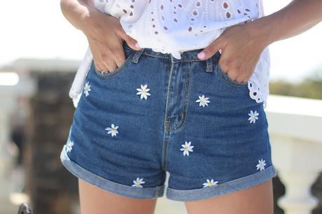 Margaritas Shorts