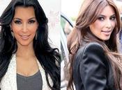 Kardashian estrena nuevo color cabello