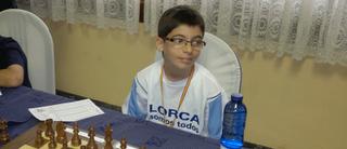 Mikel Ortega López se proclama Campeón de España sub-12 2011
