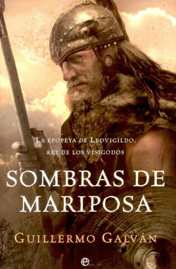 Sombras de mariposa - Guillermo Galván [DOC | PDF | EPUB | FB2 | LIT | MOBI]