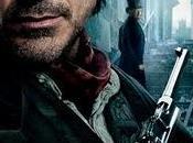 carteles Sherlock Holmes: Game Shadows