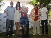 Adam Sandler Katie Holmes juntos Cancún
