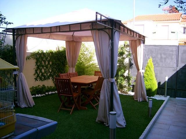 El patio de vanessa concurso terrazas patios y balcones for Adornos para terrazas y patios