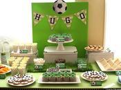 Mesa dulces: Fútbol