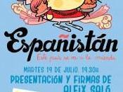 Presentación Españistán Fnac Callao