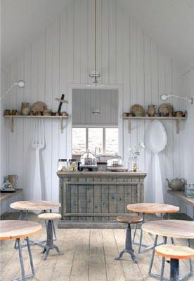 La peque a casa de t r stica paperblog for Tea room design quarter