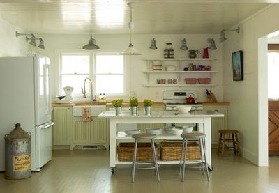 Comedores diarios e islas rusticas paperblog for Islas en cocinas rusticas