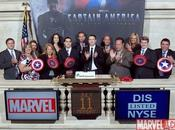 CAPTAIN AMERICA: Chris Evans staff Marvel NYSE