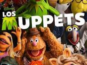 Póster español 'Los Muppets'