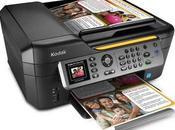 Kodak propone gastar menos tinta nuevas impresoras