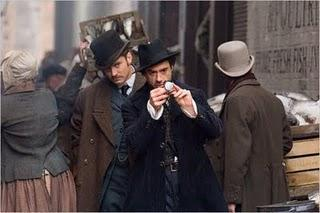 Trailer: Sherlock Holmes: A Game of Shadows